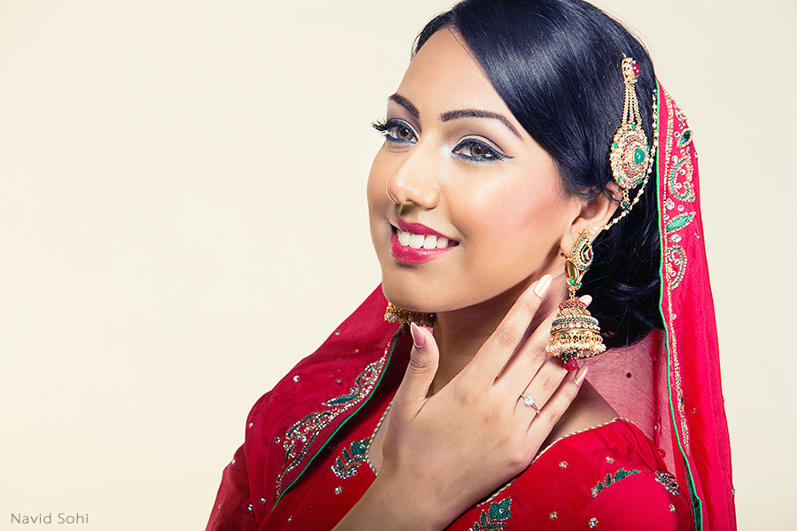 Indian Bridal Photography